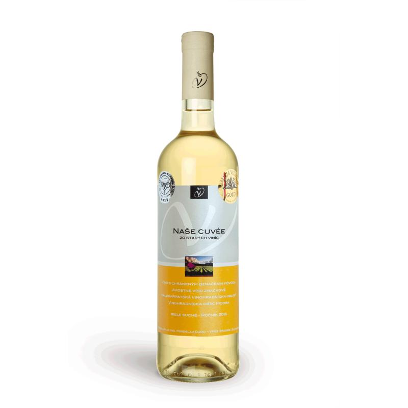 Naše cuvée ® zo starých viníc 2016