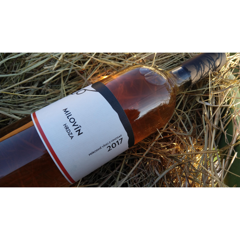 Cuvée Hrdza 2016 Oranžové